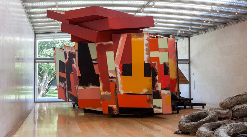 Phyllida Barlow: Untitled Stockade 2015
