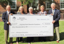 Park Cities Historic and Preservation Society Presents $50,000 Check Towards Endowment at Highland Park Education Foundation