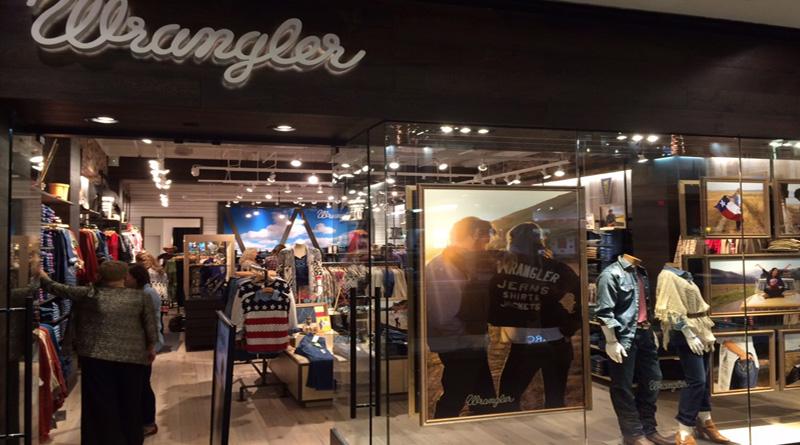 Wrangler Opens New Store in Dallas