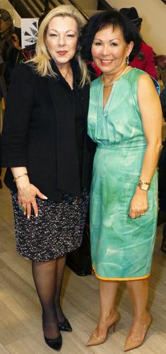 Nikki Beneke, Patricia Armstrong