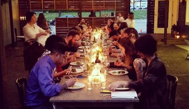 Oct. 10: Gourmet Pop-Up Dinner benefiting Rainbow Days
