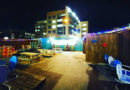 Cedars Backyard turns shipping container into Art Bar