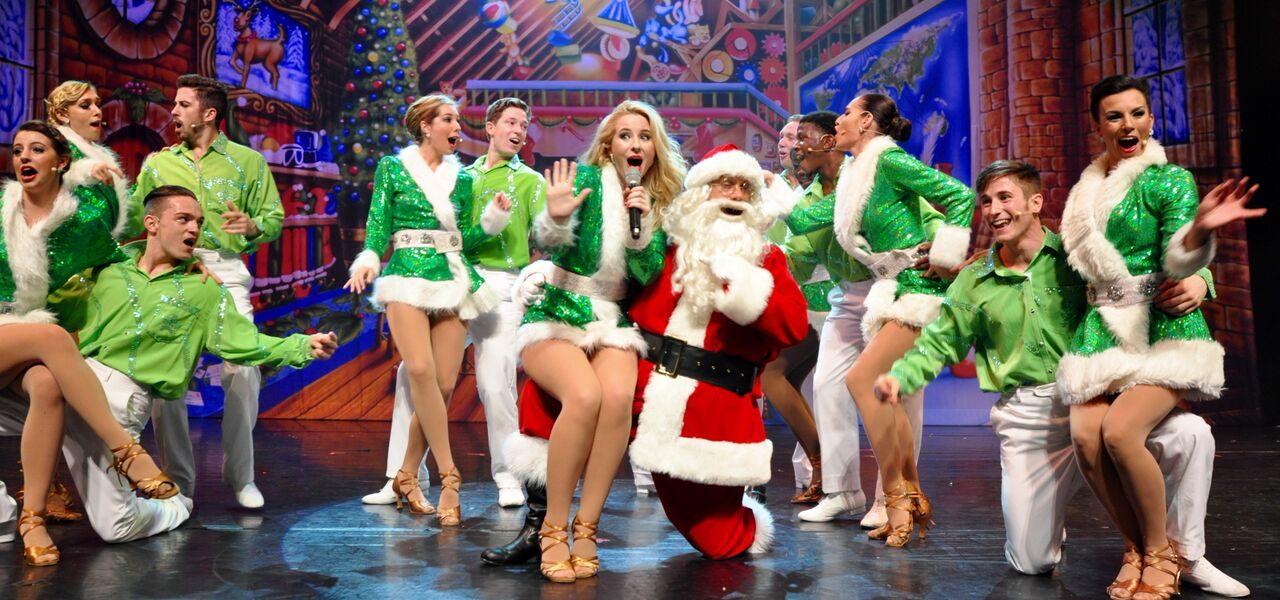 Broadway Christmas Wonderland Brings Holiday Spirit