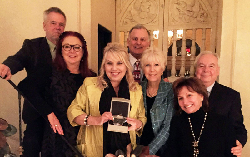 April Bosworth Named the Annual Broadway League Volunteer of the Year