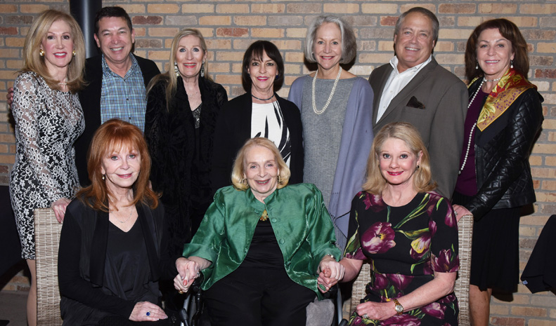 Yellow Rose Gala: Three Generations of the Eugene and Mary Ann Smith Family to be honored