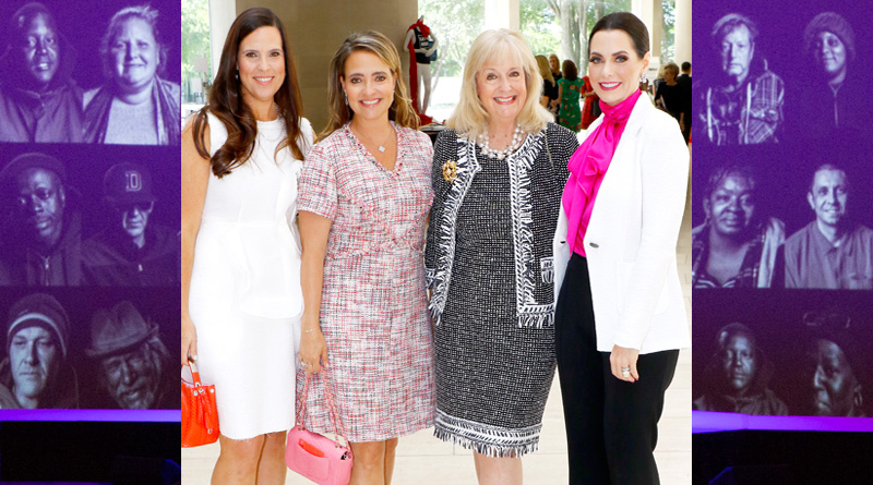 Over $960,000 was raised in support of The Salvation Army Women's Auxiliary Fashion Show and Luncheon