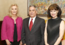 Les Femmes du Monde Tea at the Dallas Country Club