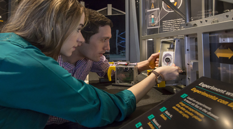 Celebrate the Season Of Science In Honor of the Perot Museum's 5th Birthday with $5 Admission, Journey To Space Exhibition, 3d Films, Family-Fun Days, Super-Sized Dose of Special Activities, Gargantuan Gold Nugget and More