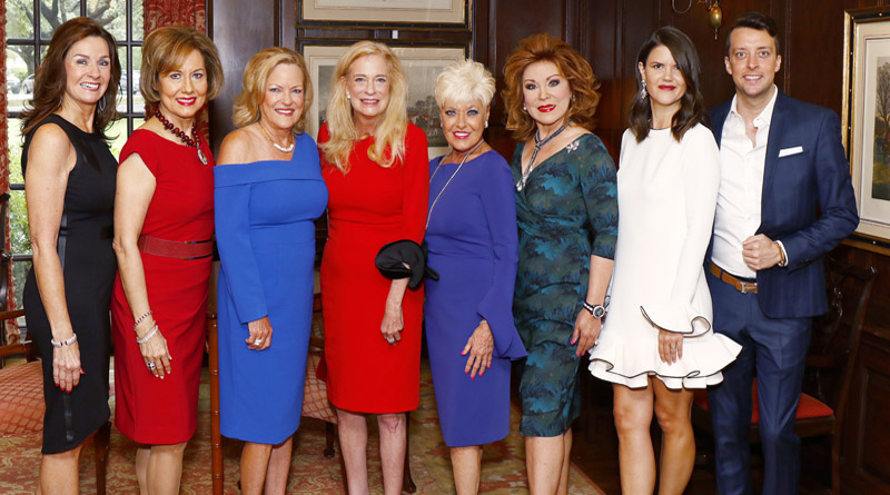 Stunning Butterflies Ruled the Runway and Personal Stories Tugged at Heartstrings at the KidneyTexas, Inc. The Runway Report Transforming Lives Luncheon and Fashion Show