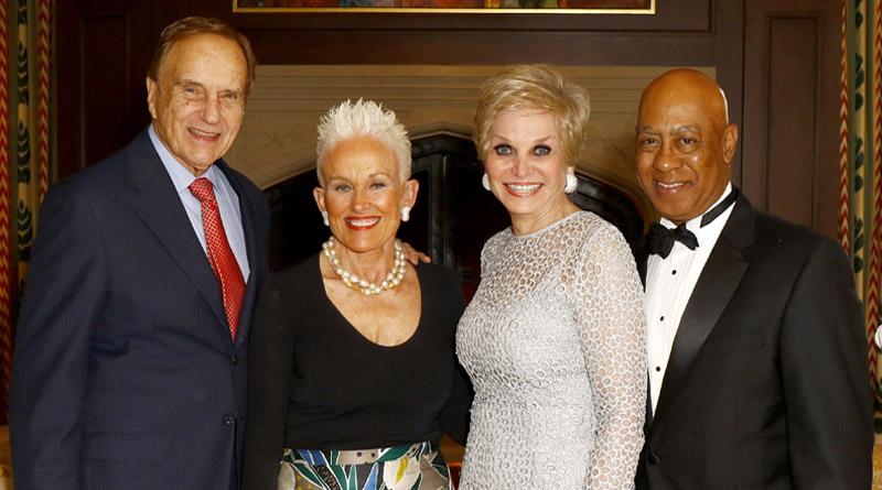 Les Femmes du Monde 2017 Woman of the Year Gala Dinner Honored  Carmaleta Whiteley Felton
