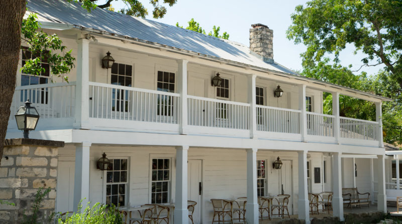 Returning to salado and the stagecoach inn for Amy ruth s home style southern cuisine