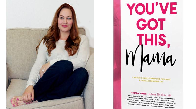 June 10: Sarah Secor MacElroy Book Signing: You've Got This, Mama!