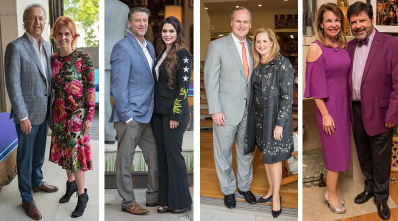 Patron Party for AWARE Affair Celebrate the Moments – A Modern American Evening