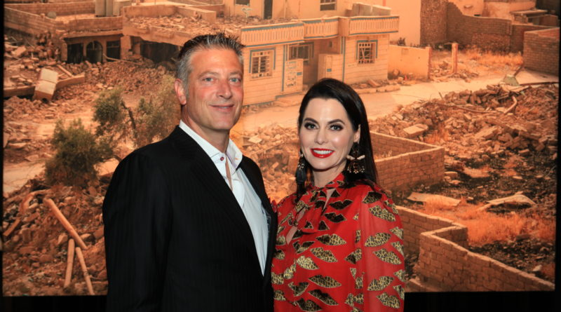 Sat. Nov. 17: D'Andra Simmons Lock and Jeremy Lock chair the M1Ball benefiting Mercury One