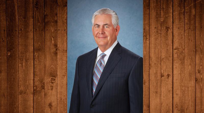 Nov. 15: Former U.S. Secretary of State Rex W. Tillerson  to Speak at Salvation Army Luncheon