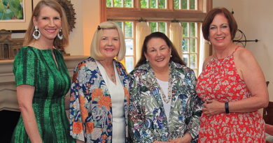 Q & A with Michelle Mew and Linda Spina for A Passion for Gardens, the 12th Annual A Writer's Garden