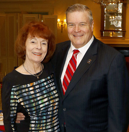 Oct. 24: Rose and Jeff Gault Chair the Army Scholarship Foundation Help Our Heroes Luncheon