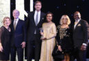 Dirk and Jessica Nowitzki Honored with Roger Staubach Award at Emmitt Smith Celebrity Invitational