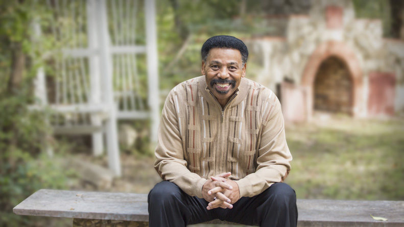 Nov. 19: Evangelical Leader Dr. Tony Evans to Deliver Keynote at The Salvation Army's 2019 Doing the Most Good Luncheon