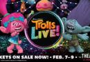 Put Your Hair in the Air with Trolls LIVE!