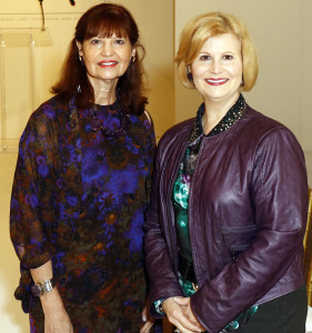 Liz Minyard Lokey and Gretchen Minyard Williams, Honorary Chairs