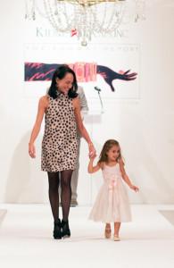 Christina White and her daughter, Caroline White