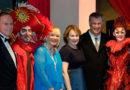 Dallas Summer Musicals Curtain Call Cirque du Musicale Transformed the Music Hall at Fair Park into a Magical Evening