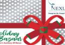 Saturday: Nov. 3: Holiday Bazaar Women's Auxiliary of Nexus Recovery Center