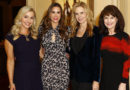 Tavia and Clark Hunt host the Kick-Off for AWARE Affair CELEBRATE THE MOMENTS Blooms of Hope