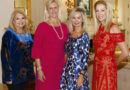 Les Femmes du Monde Spring Tea hosted by Lisa Cooley