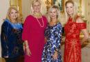 Les Femmes du Monde Spring Tea hosted by Lisa Cooley
