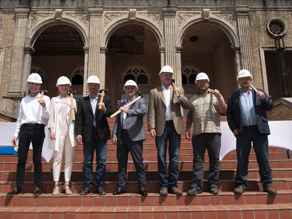 The Baker Hotel and Spa Begins Its Three-Year Historical Renovation