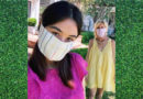 "Sophie McGuire Influencer and Blogger ""Much Love Sophie"" Teams Up with Nicole Musselman, Owner of The Koch House, Creating Face Masks to benefit North Texas Food Bank"