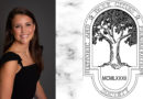 Olivia Briggs Presented Scholarship by Park Cities Historic and Preservation Society