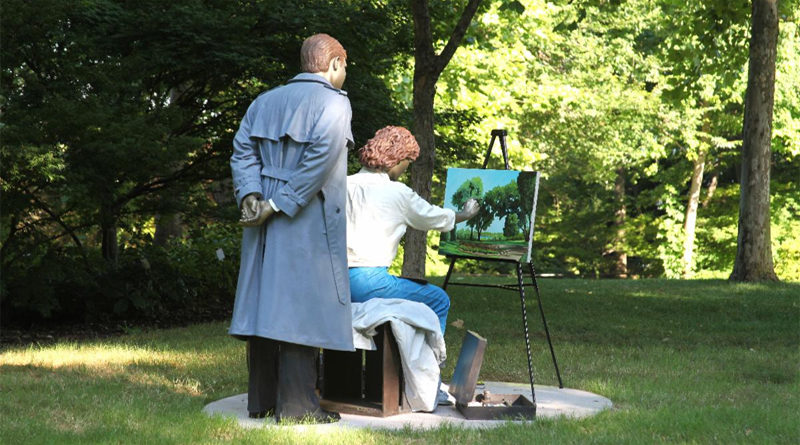 "Dallas Arboretum and Botanical Garden Extends Seward Johnson's ""Celebrating the Familiar"" Exhibit to September 7, 2020"