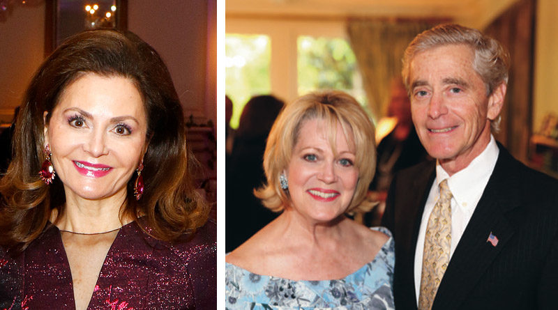 The Leukemia & Lymphoma Society Announces  2021 Saint Valentine's Day Luncheon Chair and Honorary Chairs