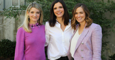 Q & A With Partners Card Co-Chairs Lexie Aderhold, Tully Phillips and Sally Pretorious Hodge