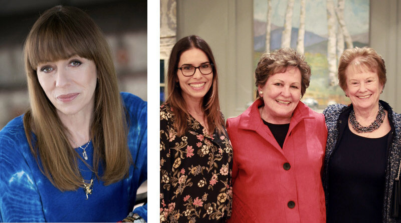 The Auxiliary of Nexus Spring Luncheon Rescheduled to Friday, May 21, 2021 with Mackenzie Phillips as the Featured Speaker