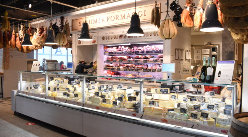 Eataly Dallas To Open on December 9, 2020, at 12 p.m.
